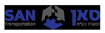santrans.co.il Logo