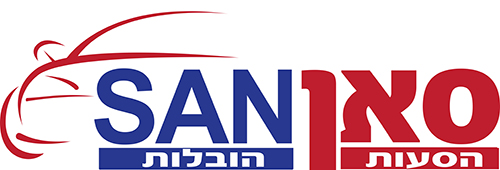 santrans.co.il Logo